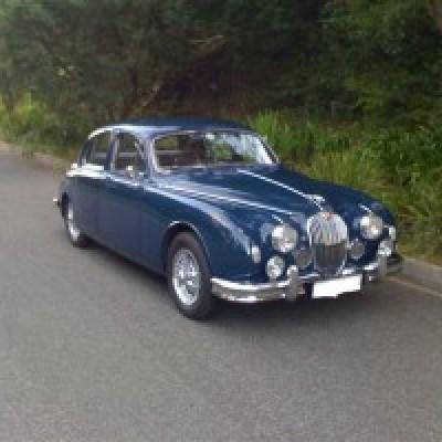 1958 Jaguar Mk2