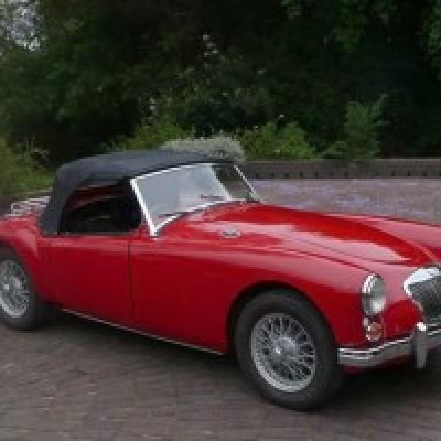 1959 MGA