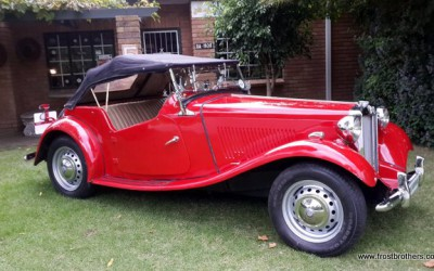 Classic And Vintage Cars Currently For Sale Frost Brothers