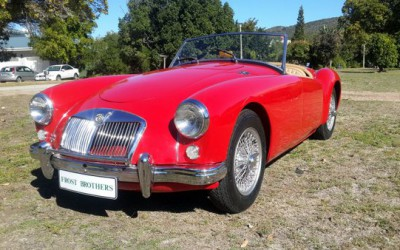 Frost Brothers Classic And Vintage Car Sales On The Garden Route