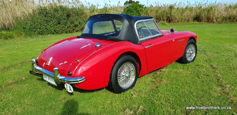 1958 austin healey 100 6 bn6 2 seater with overdrive. Black Bedroom Furniture Sets. Home Design Ideas