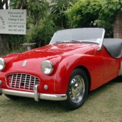 1958 Triumph