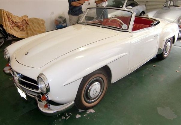 Frost Brothers 1961 Mercedes Benz 190 Sl